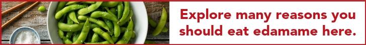 Explore many reasons you shuold eat edamame here.