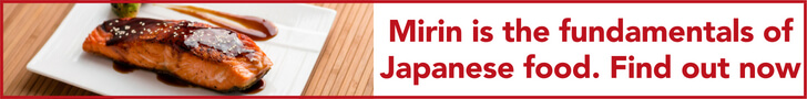 Mirin is the fundamentals of Japanese food. Find out more