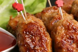 Chicken Tsukune