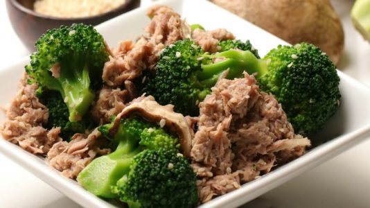 Easy Japanese Tuna Salad