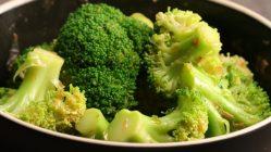 Easy Katsuobushi and Broccoli Salad