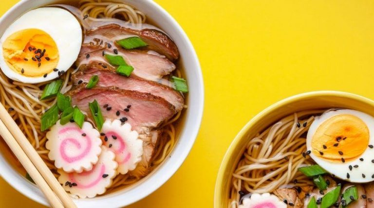 Gluten Free Ramen Noodles as Tasty as The Real Thing!