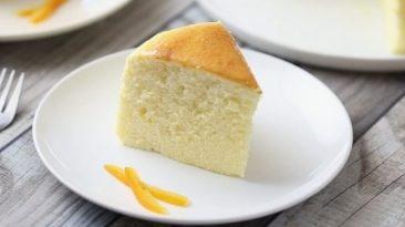 Heavenly Soft Cheese Souffle Cake