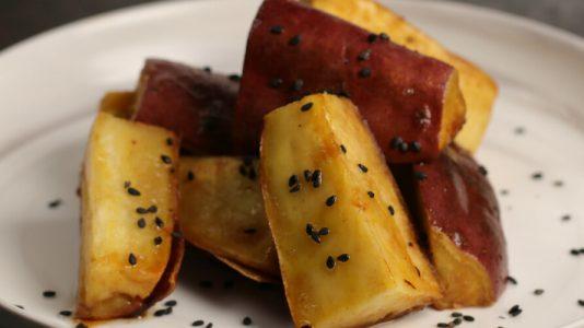 Honey Butter Japanese Sweet Potato
