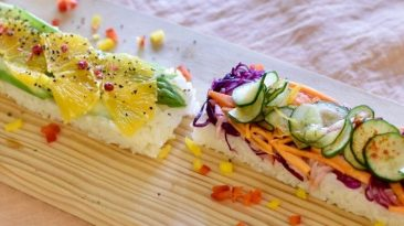 How to Make Vegan Sushi At Home