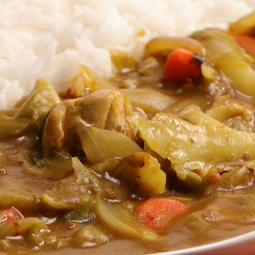 Recipe Video Japanese Curry With Cabbage Umami Insider