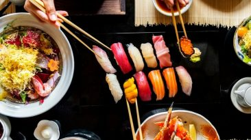 Japanese dining rules