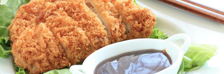 Japanese sauce with katsu