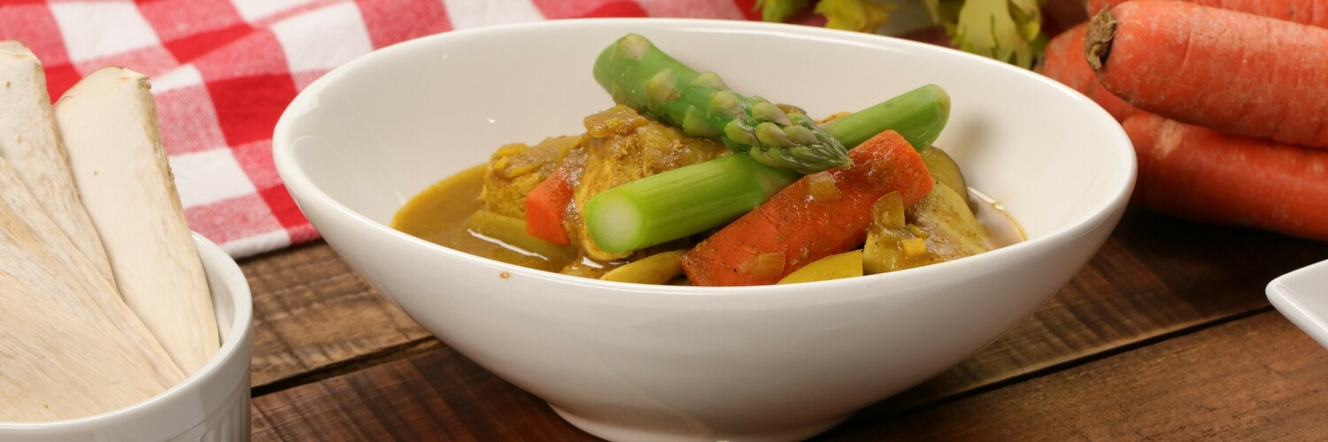 Juicy Chicken Soup Curry