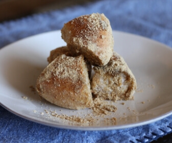 Kinako Soybean Flour Bread