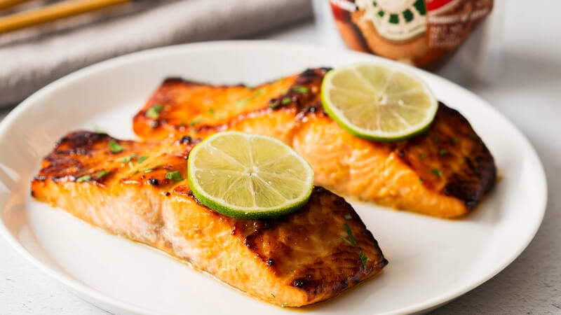 Maruman Miso Marinade Salmon