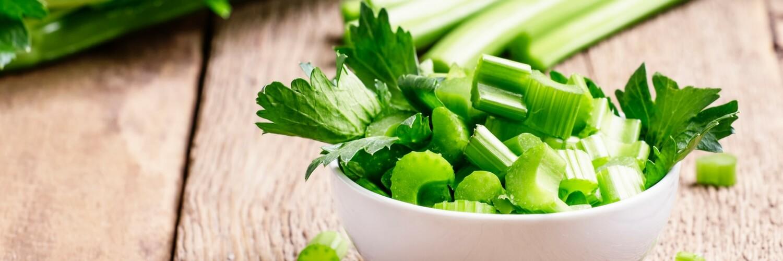 May vegetable celery