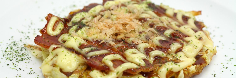 Okonomiyaki (Osaka Style)