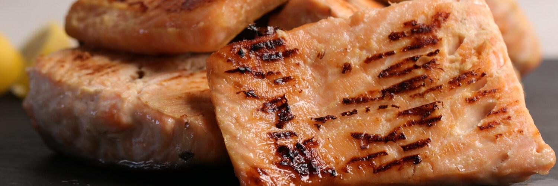 Salmon Saikyo Yaki