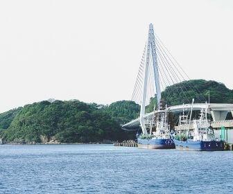 shimane harbor