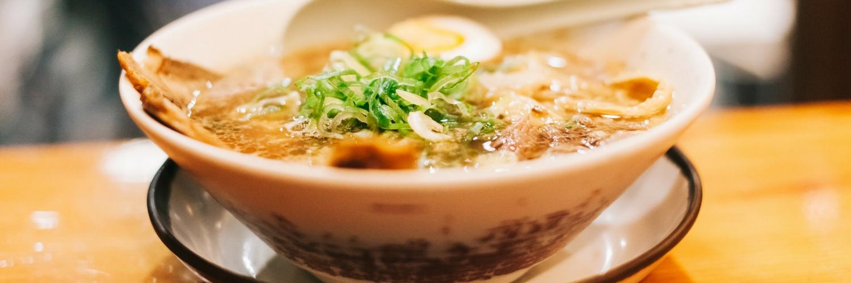 Shio (Salt) Ramen Broth