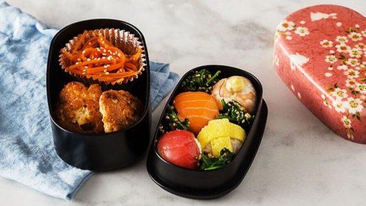 Spring Bento Box