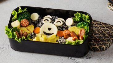 Summer Character Bento Box