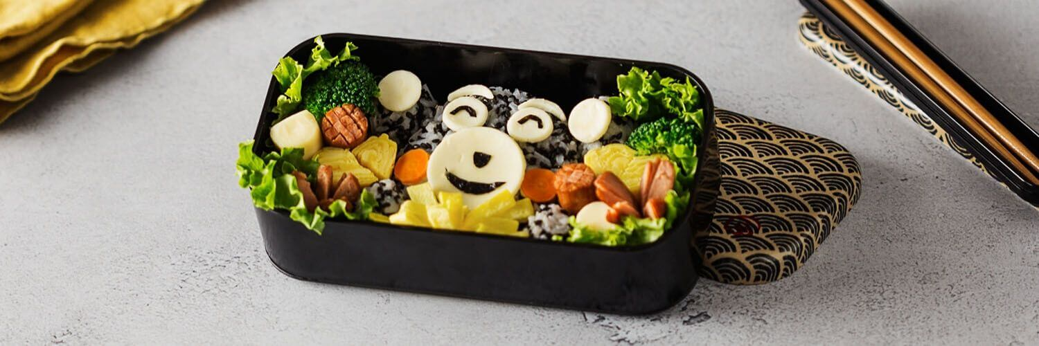 Summer Character Bento Box