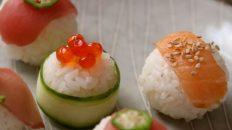 Sushi Balls Temari Sushi