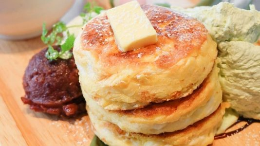 The Japanese Pancakes That Will Be Your New Favorite Breakfast!