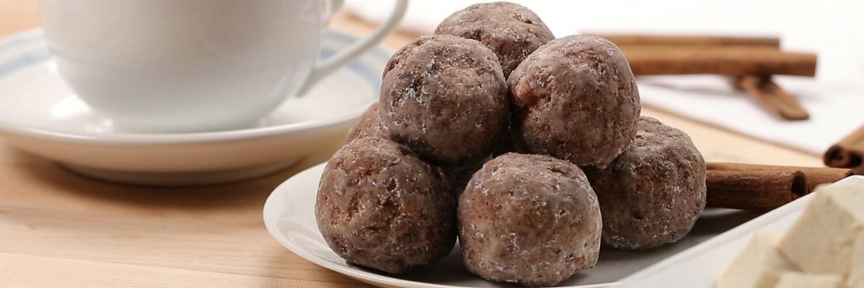 Tofu Mini Donut Balls