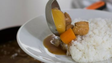 What makes Japanese curry unique