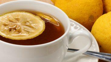Yuzu Honey Tea