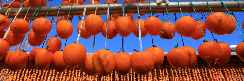 hoshigaki dried persimmon japanese persimmon