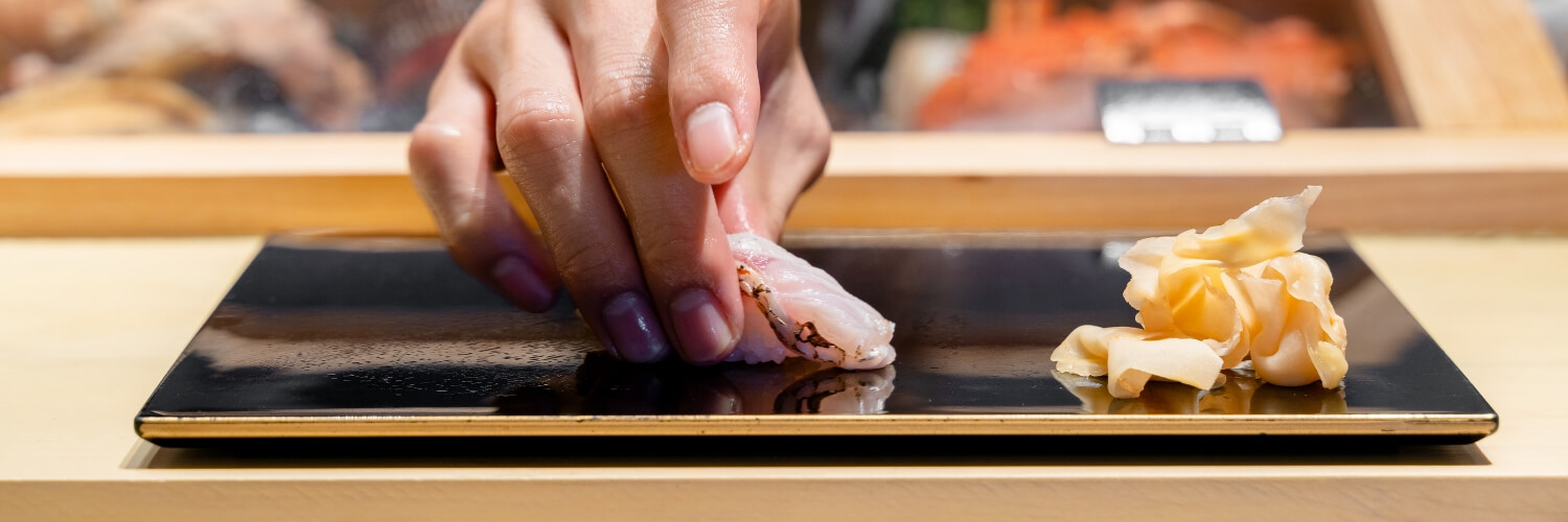 how to eat sushi like a pro