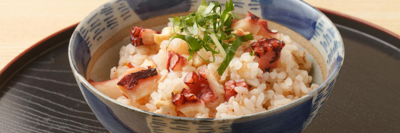 june holidays octopus rice