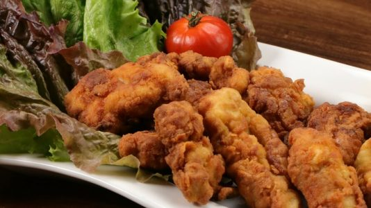 karaage japanese fried chicken