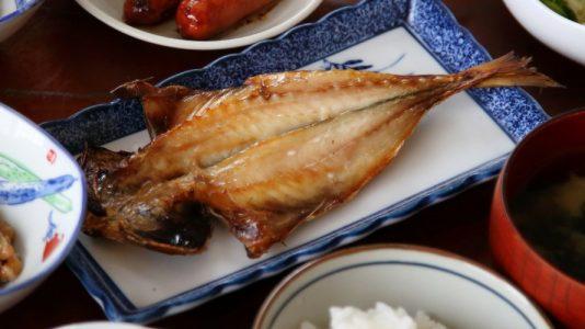 mirin boshi mackerel