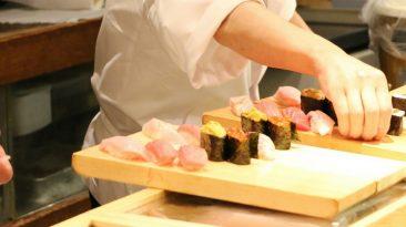 sushi restaurant etiquette