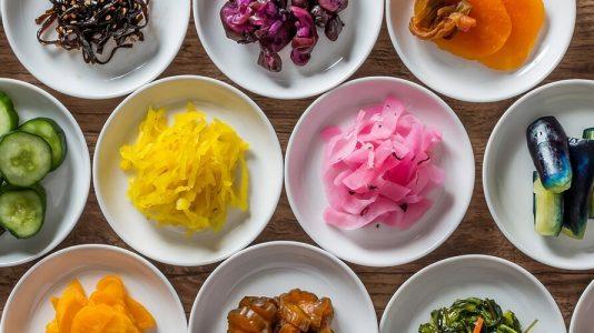 vinegar based pickling tsukemono variety