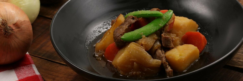 Nikujyaga meat and potato