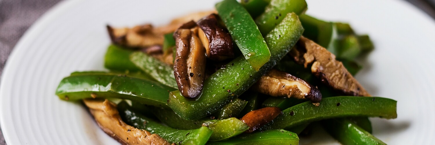 Soy Sauce Butter Sauteed Vegetables