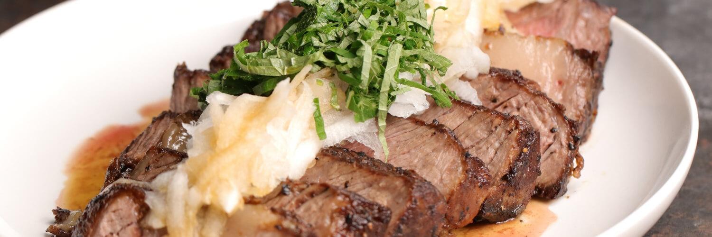 Wafu Japanese Steak